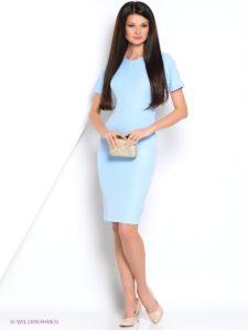 платье для работы и офиса