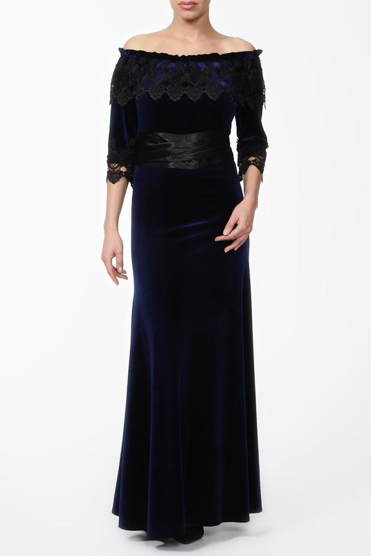 Платье с поясом Lisa Asil