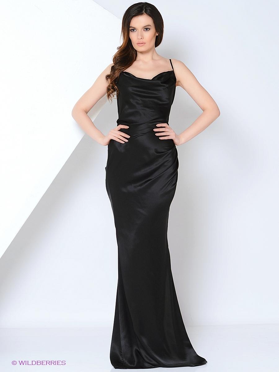 Платье Isabel Garcia черное
