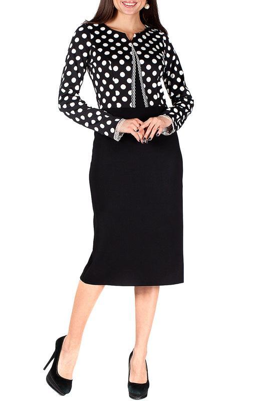 Элегантное офисное платье Mannon