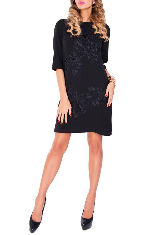 Мини-платье свободного кроя BEZKO