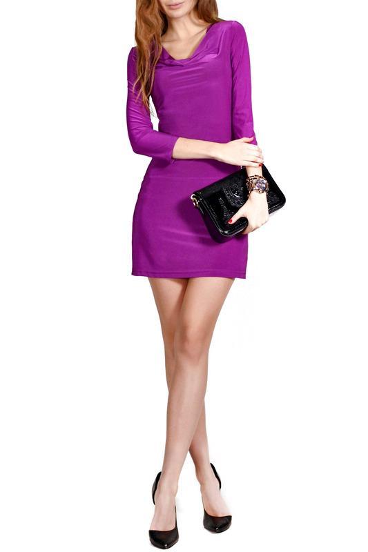 Яркое платье мини FRANCESCA LUCINI